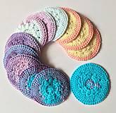 Úžitkový textil - Čistiace tampóny - 10619519_
