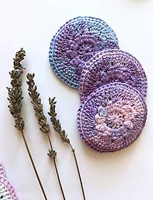 Úžitkový textil - Čistiace tampóny (3 ks) - 10619520_