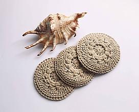 Úžitkový textil - Čistiace tampóny - 10619814_