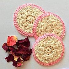 Úžitkový textil - Čistiace tampóny - 10619835_