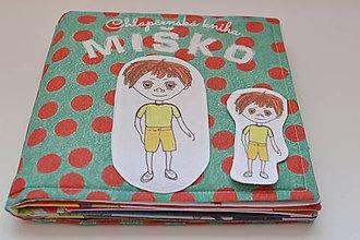 Hračky - Chlapčenská kniha