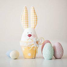 Bábiky - Veľkonočný Zajačik - Robert - 10620250_