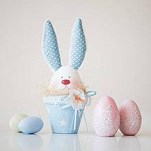Bábiky - Veľkonočný Zajačik - Chariton - 10620298_