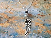Iné šperky - Prívesok Krídlo - 10620353_