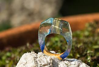 Prstene - Prsteň Mare Caeruleus - 10620868_