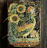 Papiernictvo - Poľovnícky Receptár/Receptár pre poľovníka/Country receptár s receptami z diviny - 10619930_