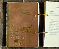 Papiernictvo - Poľovnícky Receptár/Receptár pre poľovníka/Country receptár s receptami z diviny - 10619932_