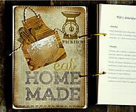 Papiernictvo - Poľovnícky Receptár/Receptár pre poľovníka/Country receptár s receptami z diviny - 10619935_