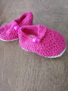 Topánočky - Mini topánočky - 10619680_