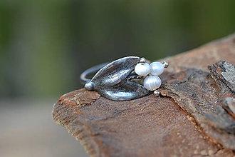 Prstene - perličkový - 10620366_