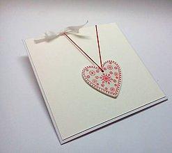 Papiernictvo - Pohľadnica ... s láskou k tradíciam II - 10622842_