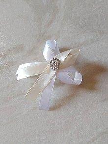 Pierka - Vanilkové, smotanove svadobné pierka - 10625267_