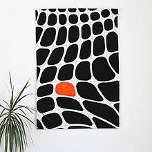 Obrazy - Naděje - textilní obraz, art quilt - 10622484_