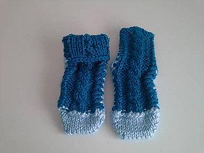 Topánočky - Detské ponožky 41 - 10622706_