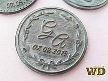 Pomôcky/Nástroje - Svadobná pečiatka - 10623204_