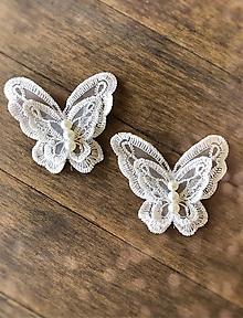 Pierka - Malé pierko motýľ - 10625670_