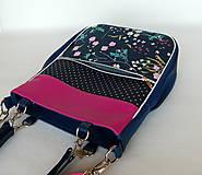 Veľké tašky - Taste it! - Zipp - Kvetovaná II. - 10623904_