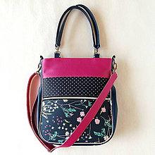 Veľké tašky - Taste it! - Zipp - Kvetovaná II. - 10623911_