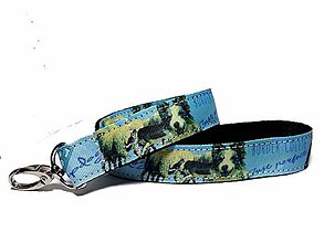 Kľúčenky - Kľúčenka Border Collie - 10623353_