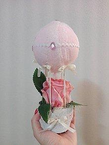 Dekorácie - Balón pre romantické dušičky. - 10625260_