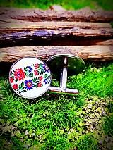Šperky - Manžetové gombíky Július (Bez nápisu) - 10624109_