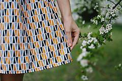 - Pestrofarebná sukňa - 10625177_