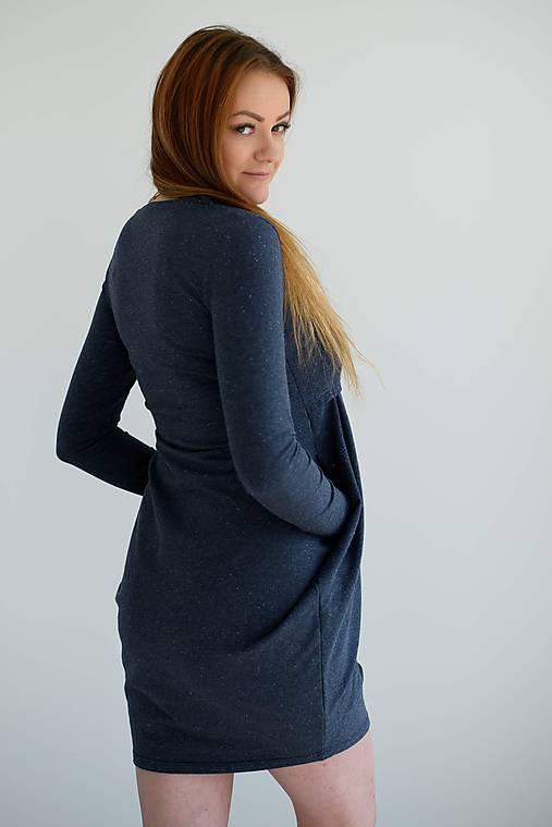 Šaty - Šaty na dojčenie Puff - 10625510_
