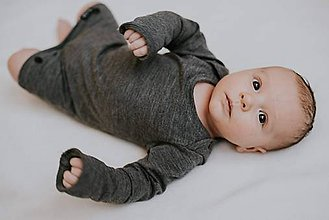 Detské oblečenie - Detské rastúce body - 10625572_