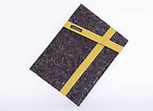 """Na notebook - Eko obal na notebook 13"""" Mac žltý - 10624745_"""