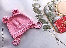 Detské čiapky - čiapka - 10623350_