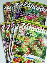 Návody a literatúra - Časopis - Urob si sám - Záhrada - 10624852_