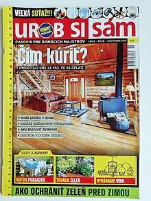 Návody a literatúra - Časopis - Urob si sám - USS (11/2015) - 10623553_