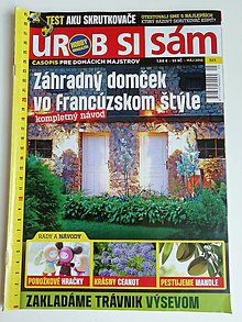 Návody a literatúra - Časopis - Urob si sám - USS (05/2016) - 10623599_