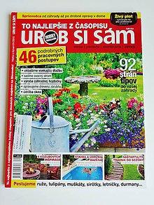 Návody a literatúra - Hobby magazín - To najlepšie z časopisu Urob si sám - 10623704_