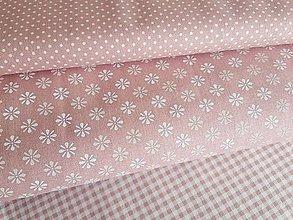 Textil - látka v staroružovom - 10623787_