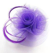 Ozdoby do vlasov - Fascinátor - 10624767_