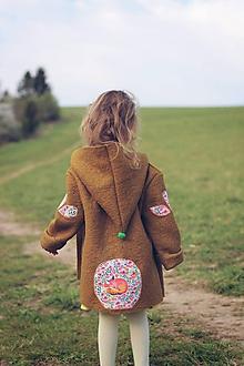 Detské oblečenie - Kabatik Spring Elf - 10626943_