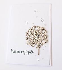 Papiernictvo - pohľadnica k narodeninám - 10626010_