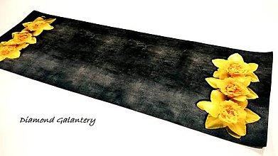 Úžitkový textil - Ozdobná štóla- 120 x 40 cm - vzor II - 10627032_