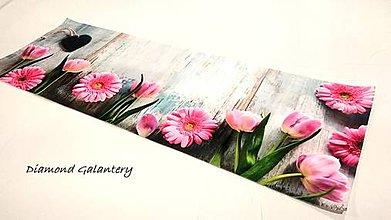 Úžitkový textil - Ozdobná štóla- 120 x 40 cm - vzor IV - 10627716_