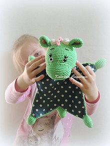 Hračky - Mojkáčik - dinosaurus - 10628511_