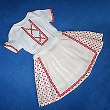 Detské oblečenie - kroj pre najmenších - veľkosť 98  na 2 - 3 roky - 10628741_