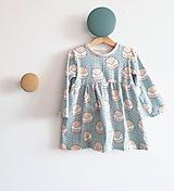 Detské oblečenie - Šaty Agnes - 10628885_