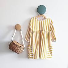 Detské oblečenie - Šaty Agnes Akcia (38eur pôv. Cena) - 10628887_