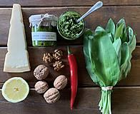 Potraviny - Pesto z medvedieho cesnaku - 10627916_