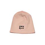 Detská čiapka OwnRules pink