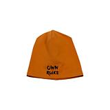 Detská čiapka OwnRules cinnamon