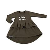 Šaty OwnRules khaki
