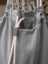 Veľké tašky - Ľanová taška pre pohodu ;) - 10627151_