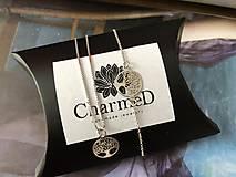 Sady šperkov - Strieborný set s príveskom Tree of Life / Tree of Life Silver Set - 10626505_